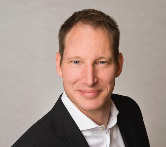 Herr Jens Wiesner, Geschäftsführer der Firma WirksamSein.