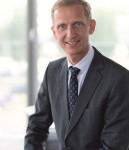 Geschäftsführender Gesellschafter der Josef Blässinger GmbH + Co. KG Herr Dipl.-Ing. Till Blässinger MBA.